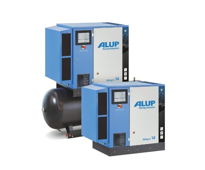 Kompressor Alup Allegro 8.14