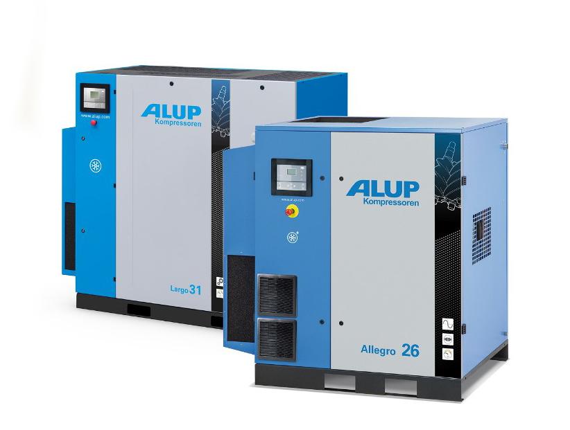 Kompressor Alup Allegro 23-26