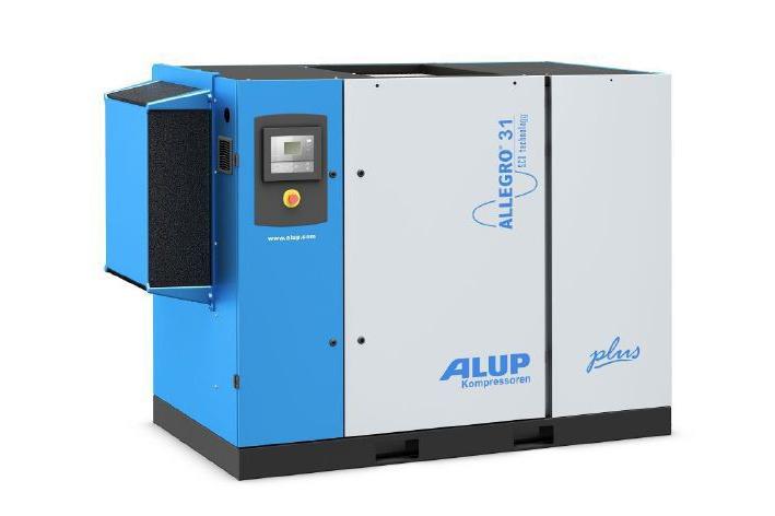Kompressor Alup Allegro 37-110